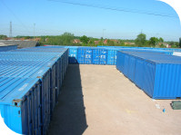 Self Store Depot cost effective containers